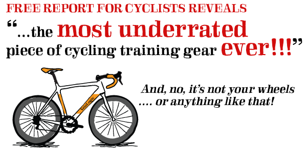 Cycling training - training for cylists