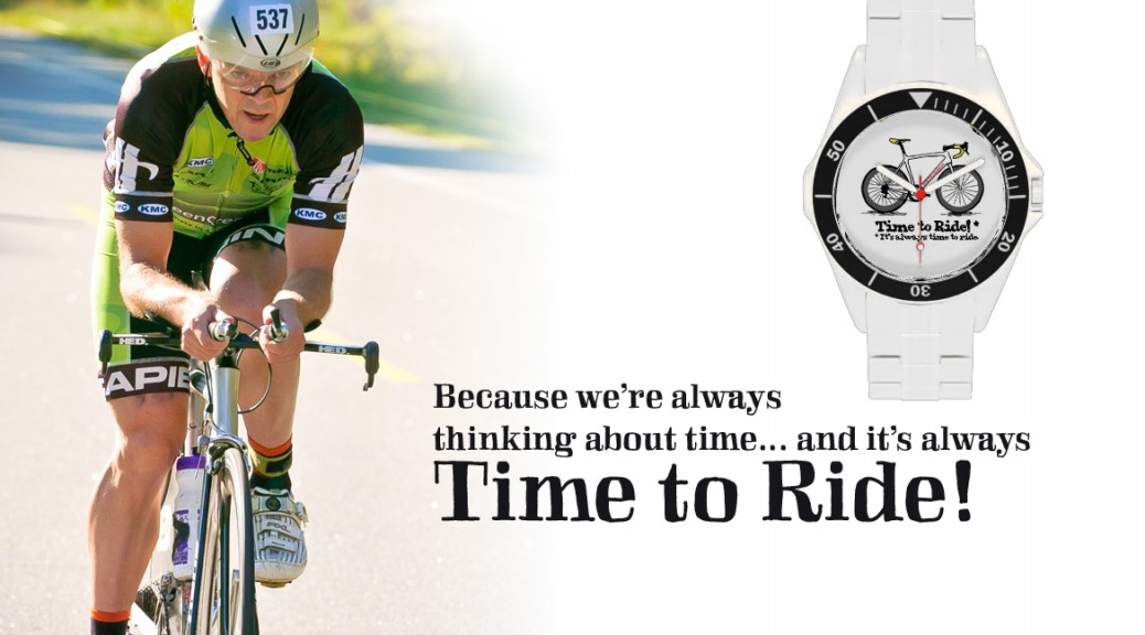 Cycling Watch - Gifts for Cycliss