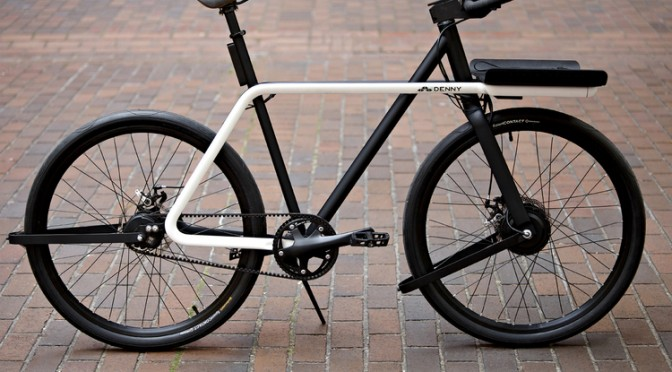 Denny Utility Bicycle – Ready to Go