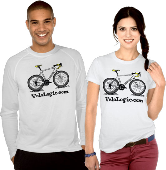 Best quality cycling tshirts from Velo Logic