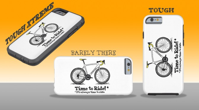 iPhone Tough Case for Cyclists