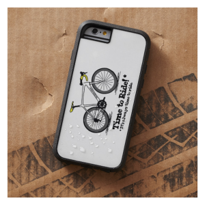 Tough Xtreme iPhone 6 Case for Cyclists