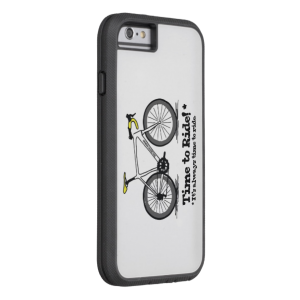 A iPhone 6 Cycling Case - ultimate protection for our iphone