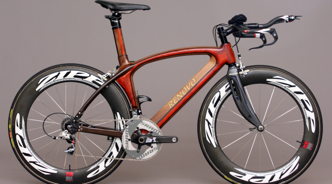 """Bikes Made From """"Nature's Carbon"""""""