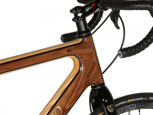 Wooden Bicycle - The Firewood Detail