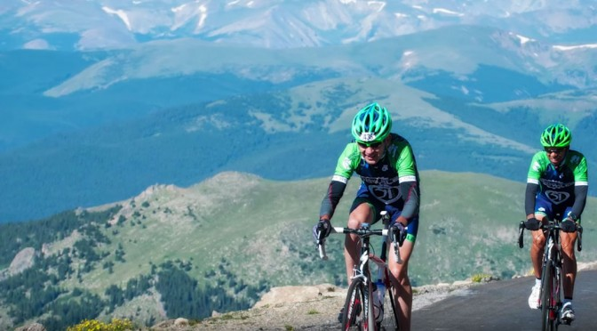 The Top Ten Cycling Climbs in the US