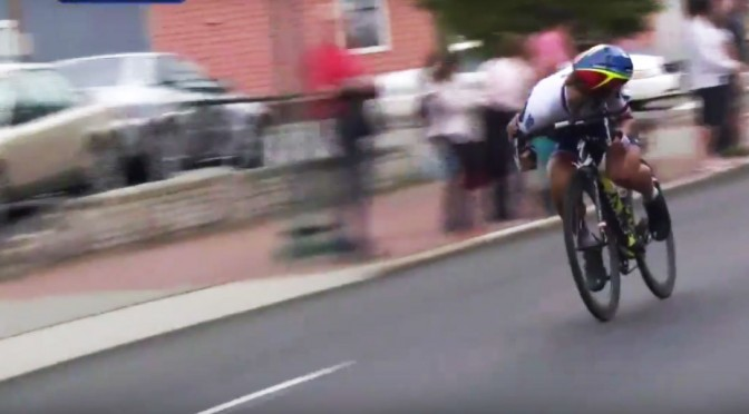 Video: 2015 Road World Championships Highlights | Richmond VA