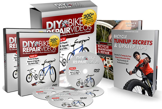 Pro Mechanic Teaches Bicycle Repairs, Upgrades, Maintenance and More…