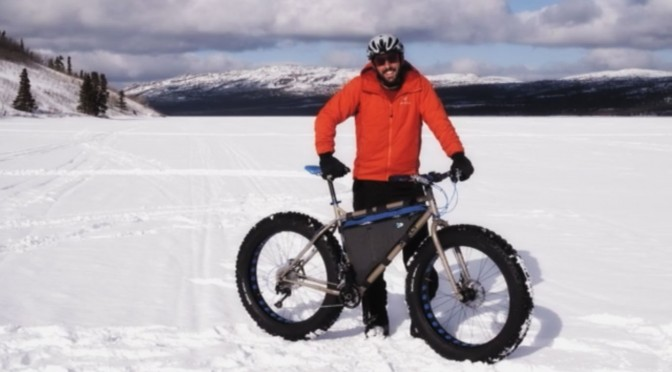 Fat Tire Biking in the Frozen North