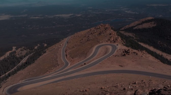 "A Spectacular Ride Up America's ""Mont Ventoux"""