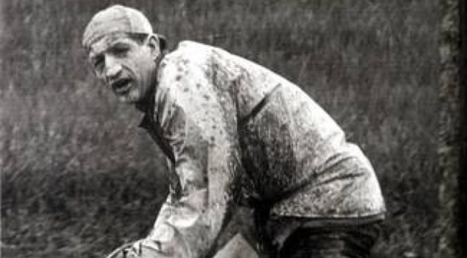 Gino Bartali's Heroic Rides to Save Lives
