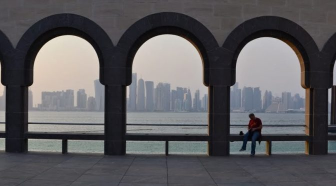 Doha, Qatar (courtesy of Flickr user: Marc Desbordes)